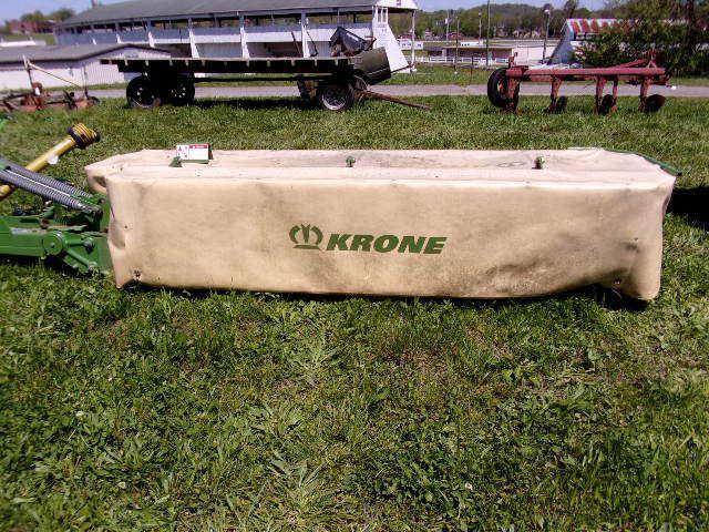 Krone Disc Mower