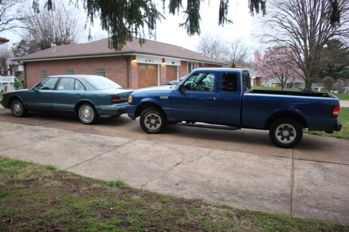 Both vehicles sold for TOP DOLLAR!  Thank you everyone!
