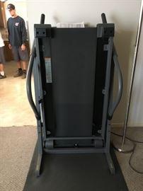 Treadmill hardly used.