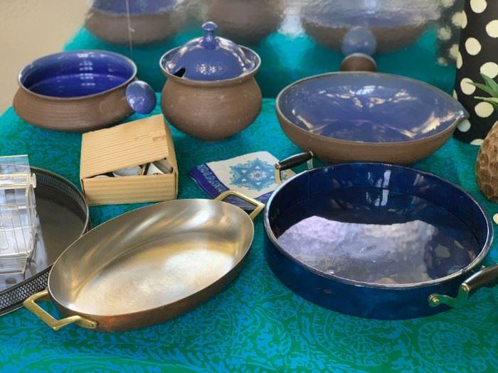 Ceramics and Copper