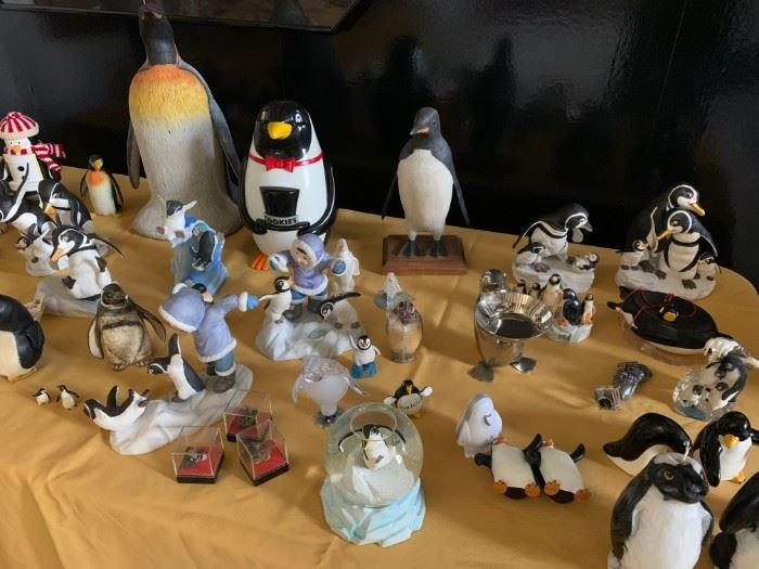 Penguin Figurines