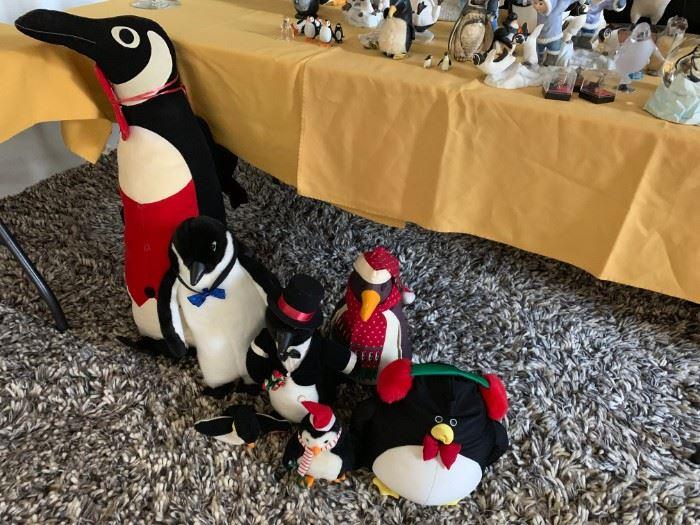 Penguin Stuffed Animals