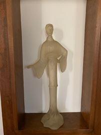 Glass Figure