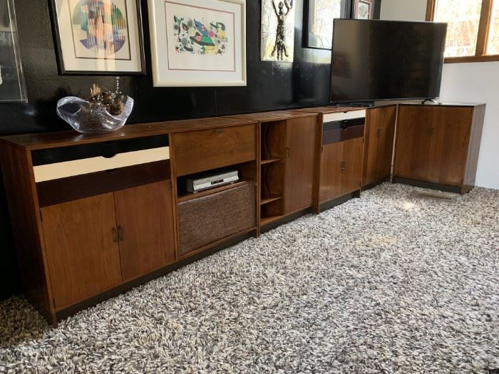 Midcentury Modern Cabinets