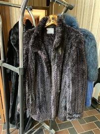 Paula Lishman Fur Coat