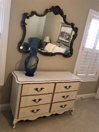 French provincial dresser no painting needed $110