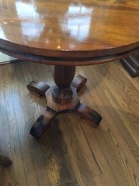 Empire style table $150