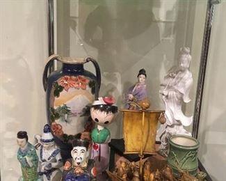 Antique Asian Collectibles.