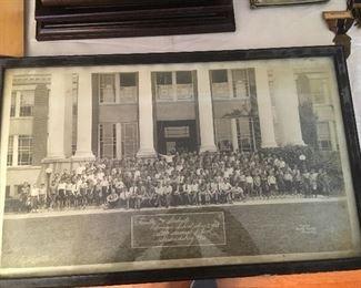 Photograph of Fredericksburg, Va, School