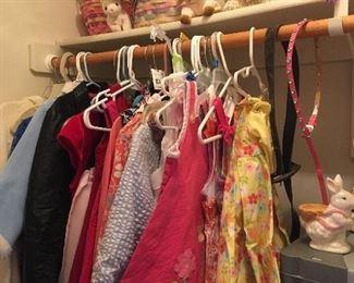 Little Girl's Clothing.