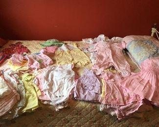 Brand New,Baby Girl & Toddler Items.