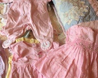 Little Girl's Baby & Toddler Clothing.