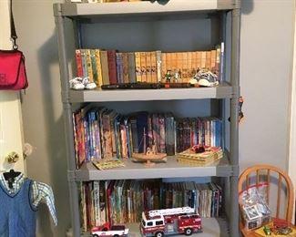 Children's Books & Toys.