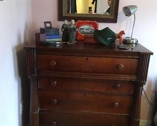 Early Antique Dresser, Men's items