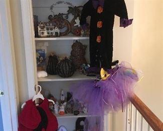 Halloween Items.