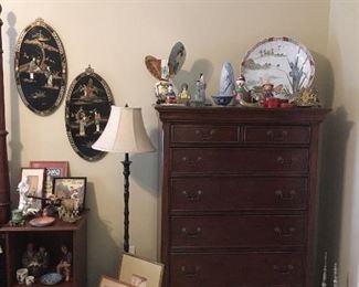 Nightstand,Dresser,Asian Items