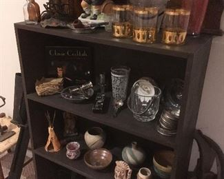 Bar,Indian  & other vintage items...