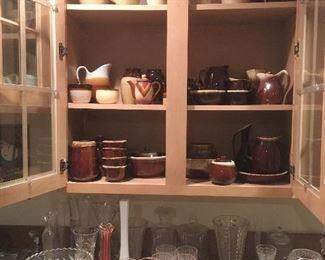 Antique & Vintage Glassware , McCoy Hall,etc...