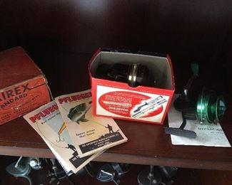 Antique & Vintage Fishing Reels