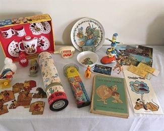 Antique & Children;s Toys & Games... Disney
