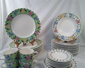 Mikasa dinnerware