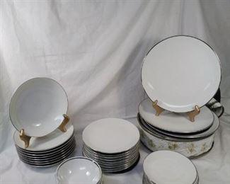 Johann Haviland Bavaria Germany dinnerware