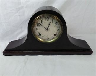 Vintage Ansonia mantle clock made in New York with key