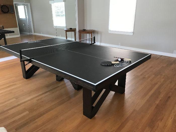 Ping-pong table