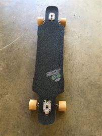 High profile skate board