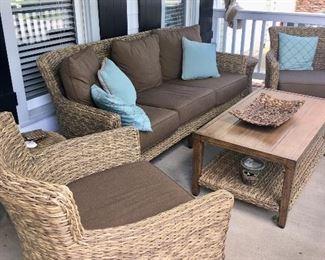 Brown Jordan porch furniture
