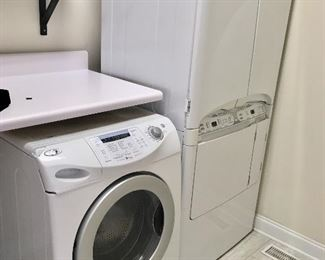Maytag front load washer and dryer tower