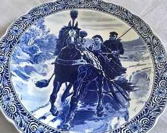 Delfts plate