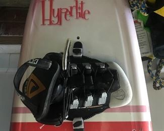 Hyperlite ladies Wakeboard size 131