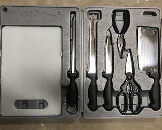 Maxam knife set