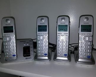 Panasonic Bluetooth, cordless phone system