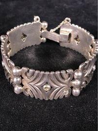 Ch004 Sterling Bracelet Mexico