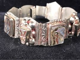 JC012 JCR Mother of Pearl Bracelet Mexico
