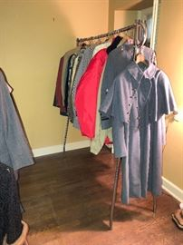 Mens & some vintage mens clothing