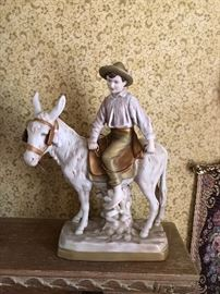 Large Royal Dux figurine