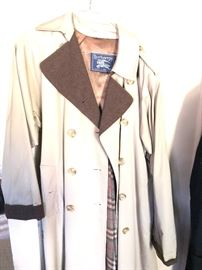 Mens Burberry