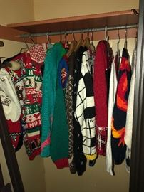 ladies vintage wool sweaters