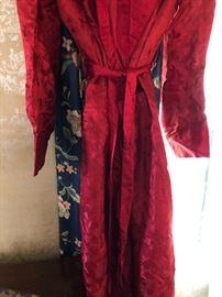 silk vintage