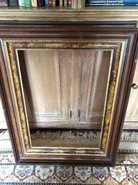 large Victorian frame