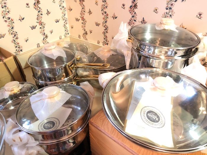 Fine Performance cookware set