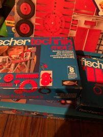 Fischertechnik sets