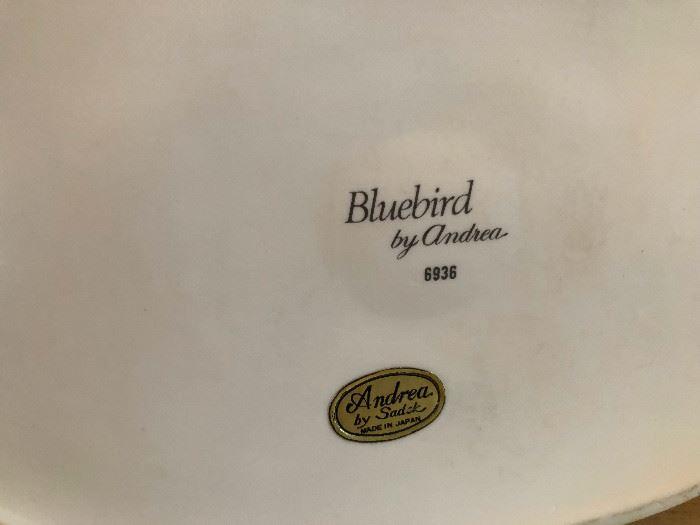 Bluebird by Andrea