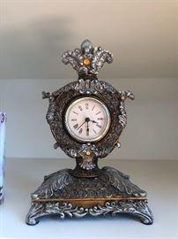 Fancy clocks!