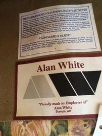 Alan White furniture