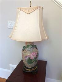 ceramic lamp!