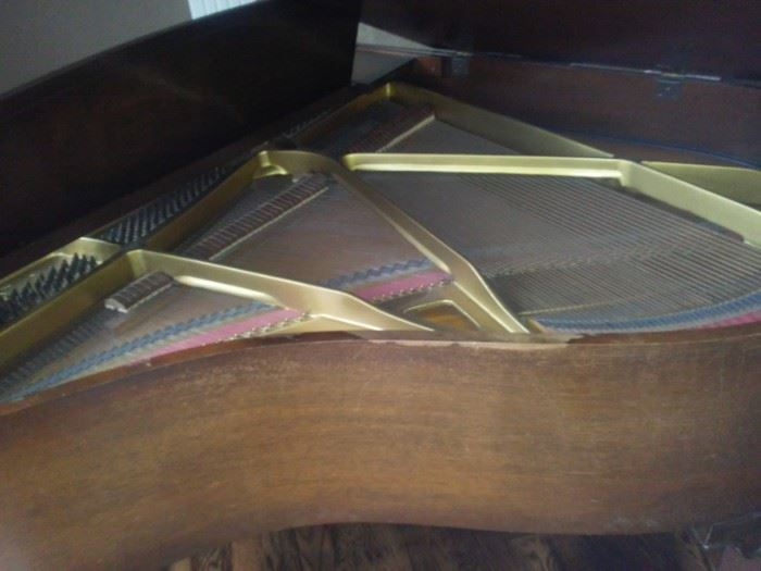STROUD PLAYER PIANO